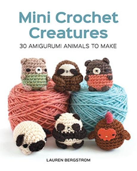 Epub Download) Pocket Amigurumi: 20 Mini Monsters to Crochet and ... | 575x460
