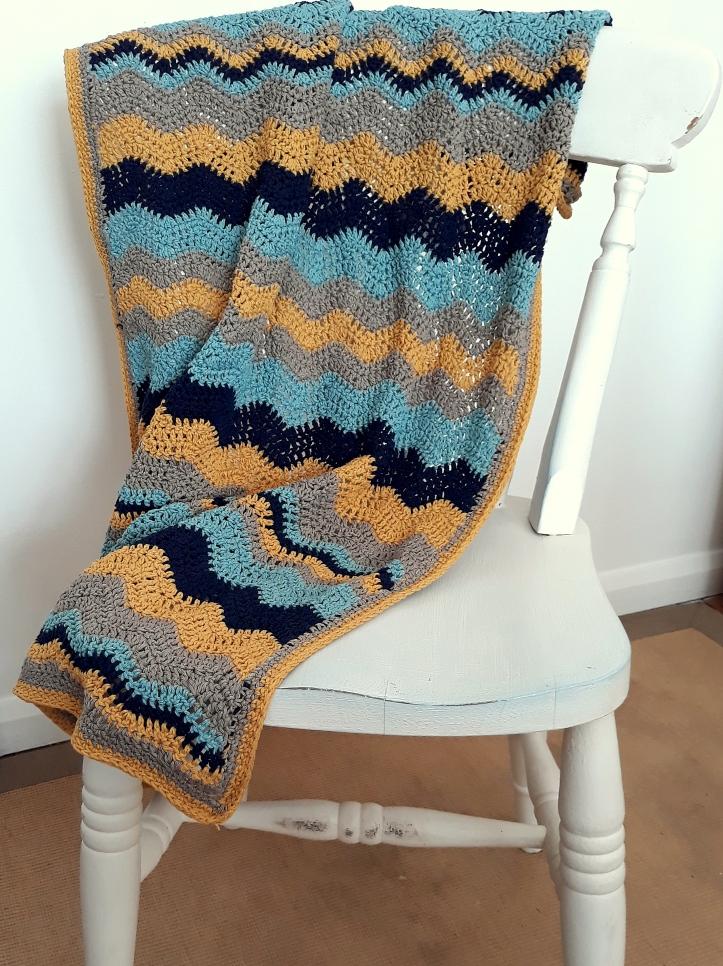 soft wave blanket