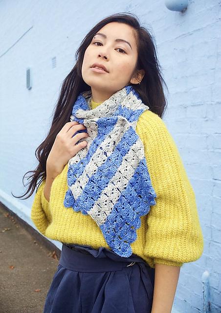 Metropolis scarf